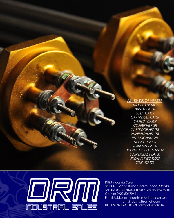 DRM INDUSTRIAL SALES