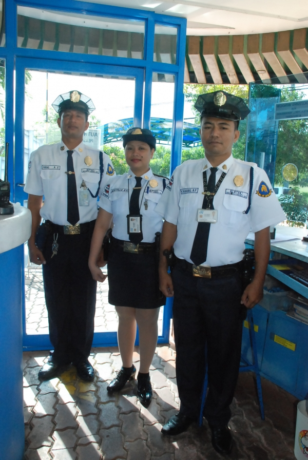 Security agency business plan philippines