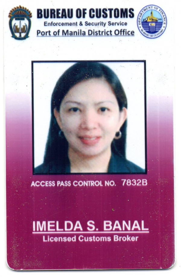 I S  Banal Customs Brokerage (Manila, Philippines) - Phone