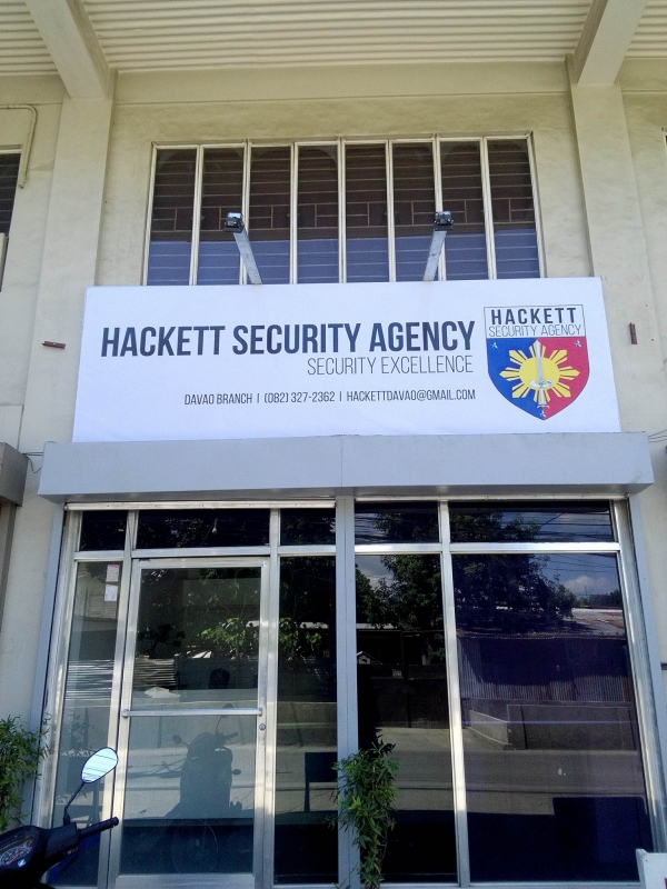hackett security agency
