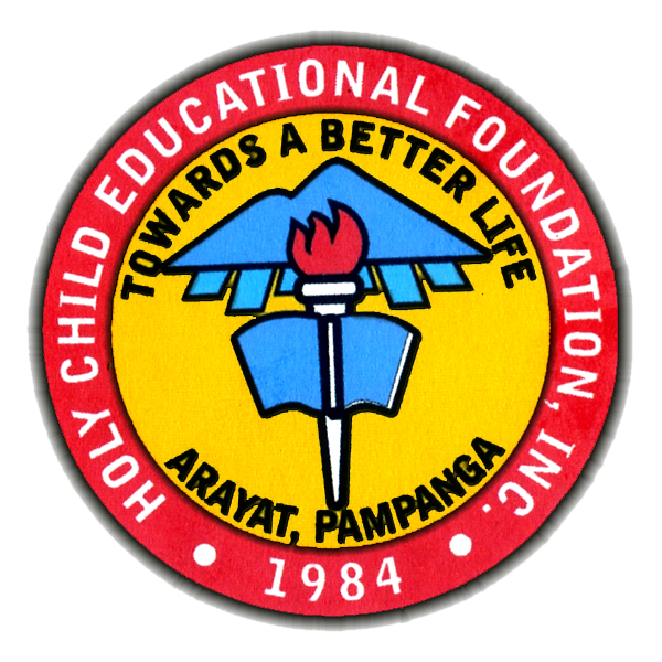 arayat holy child educational foundation  inc   angeles