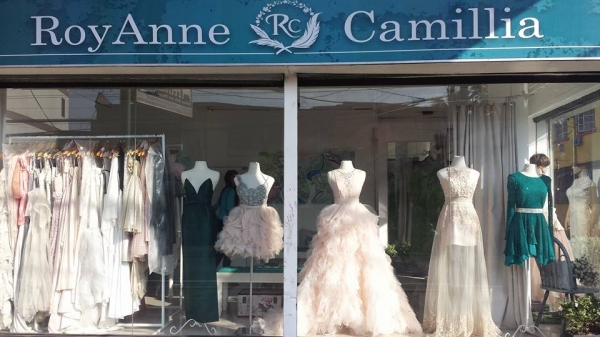 Royanne Camillia Couture Marikina Philippines