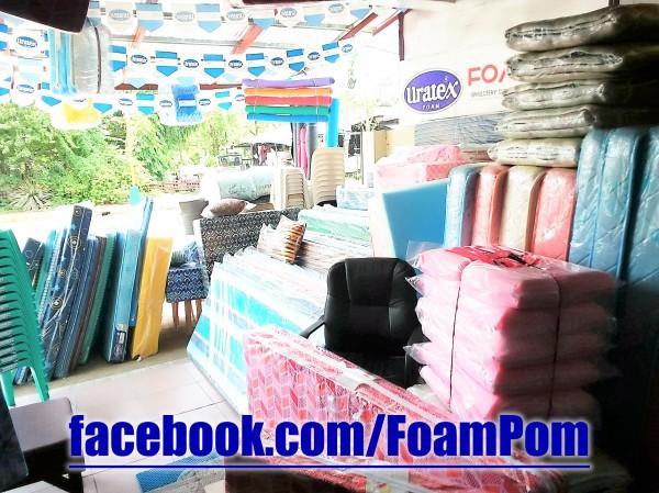 Uratex Foam Pom Baguio Philippines