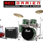 Red Damien | Professional Lights and Sounds 2