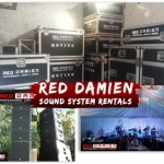 Red Damien | Professional Lights and Sounds 1